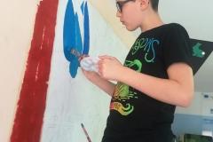 10. Si dipinge
